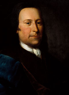 Nikolaus Ludwig Reichsgraf von Zinzendorf und Pottendorf (1700-1760)